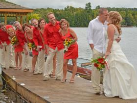 Sue and Darin\'s Wedding 891